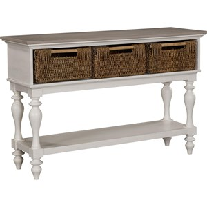 Broyhill Furniture Ashgrove Sofa Table