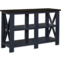 "Broyhill Furniture Ashgrove 50"" Small Console Table - Item Number: 4547-020NA-NU"