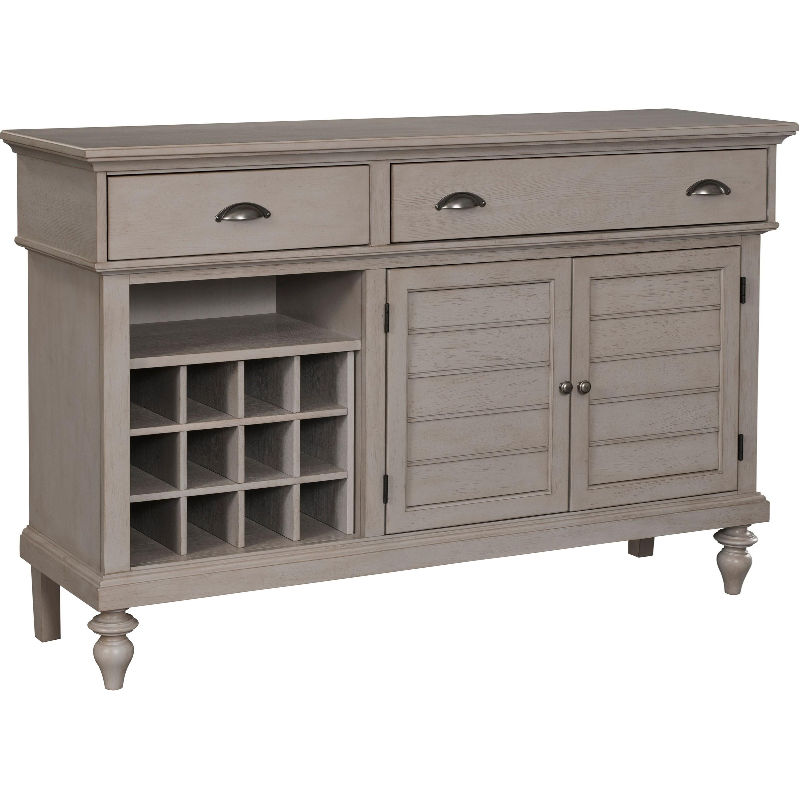 Broyhill Furniture Ashgrove Buffet - Item Number: 4547-513PUT