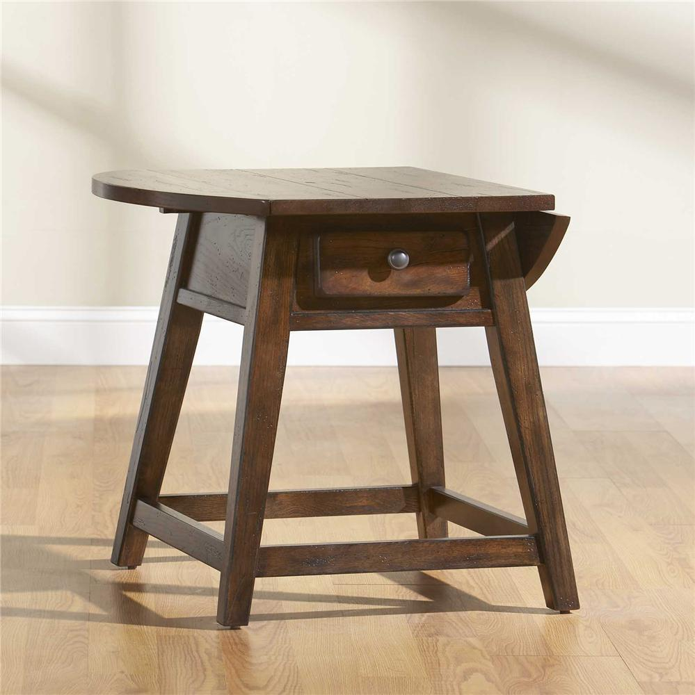Broyhill Furniture Attic Heirlooms End Table - Item Number: 3399-05