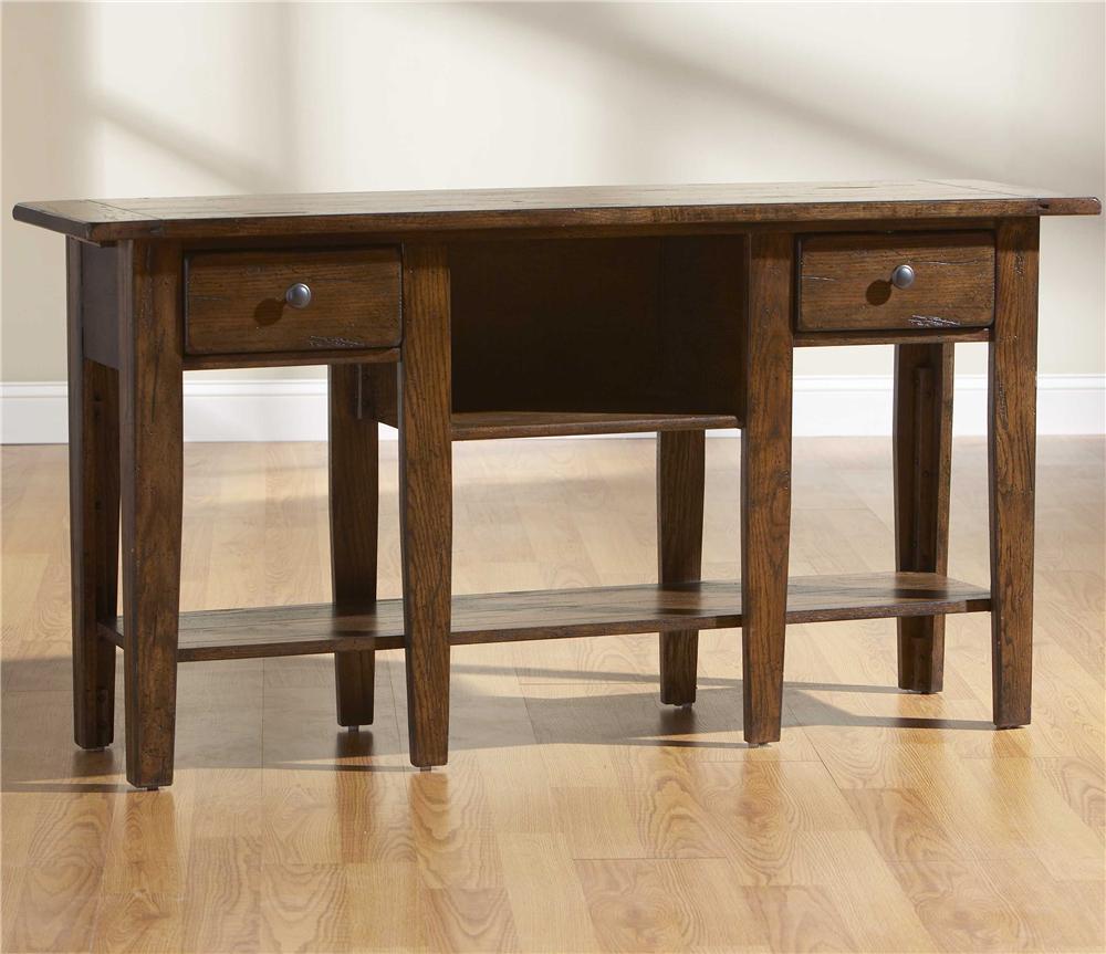 Broyhill Furniture Attic Heirlooms Sofa Table - Item Number: 3399-09