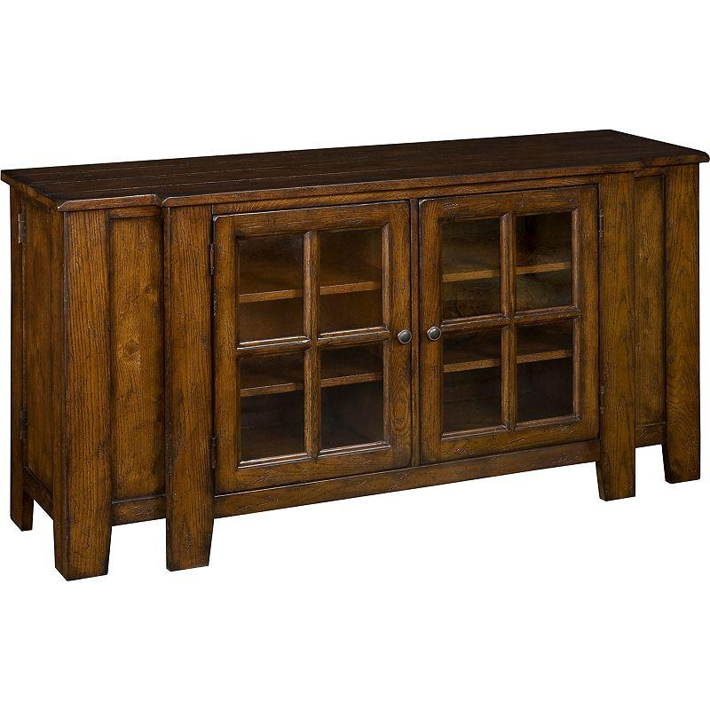 Broyhill Furniture Attic Heirlooms Entertainment Console - Item Number: 3399-67