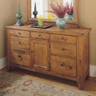 Broyhill Furniture Attic Heirlooms Dresser - Item Number: 4397-32S