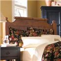 Broyhill Furniture Attic Heirlooms Queen Feather Headboard - 4397-56 - Image Shown May Not Represent Size Indicated