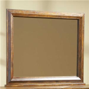 Broyhill Furniture Attic Rustic Wall Mirror
