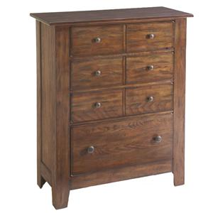 Broyhill Furniture Attic Rustic Drawer Chest