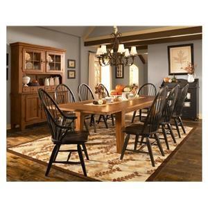 Broyhill Furniture Attic Heirlooms 5 PC Table Set
