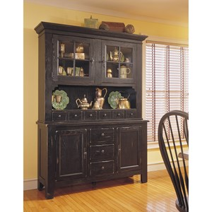 China Hutch and Base