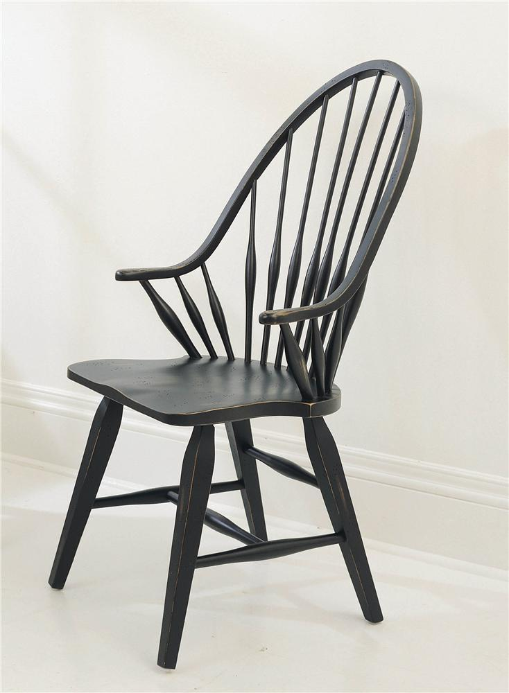 Broyhill Furniture Attic Heirlooms Dining Arm Chair - Item Number: 5397-84b