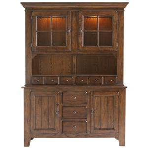 Broyhill Furniture Attic Heirlooms Dining China Cabinet