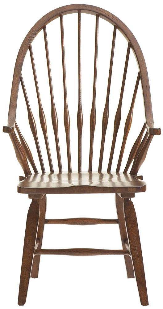 Broyhill Furniture Attic Rustic Dining Arm Chair - Item Number: 5399-84