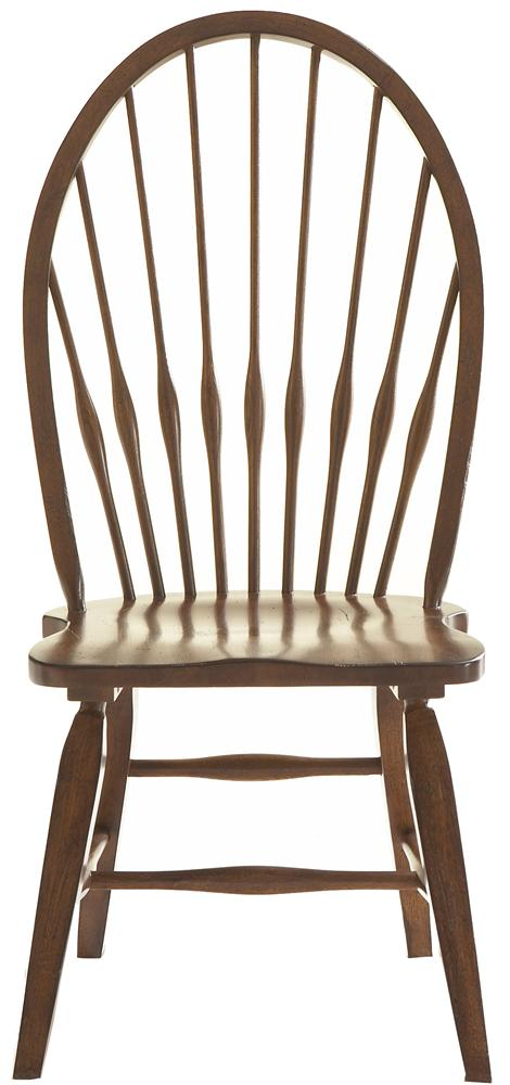 Broyhill Furniture Attic Rustic Dining Side Chair - Item Number: 5399-85