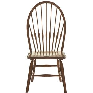 Broyhill Furniture Attic Rustic Dining Side Chair