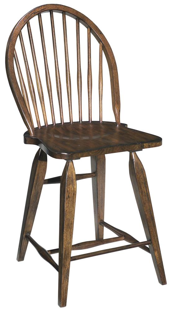 Broyhill Furniture Attic Heirlooms Windsor Counter Stool - Item Number: 5399-97