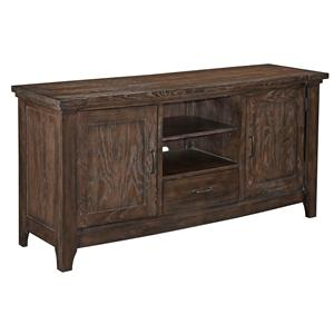 Broyhill Furniture Attic Retreat Entertainment Console