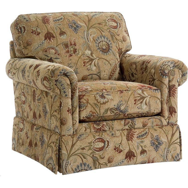 Broyhill Furniture Audrey Upholstered Chair - Item Number: 3762-0-7806-82