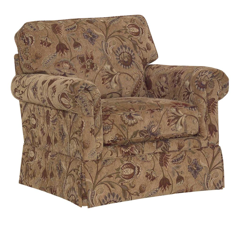 Broyhill Furniture Audrey Upholstered Chair - Item Number: 3762-0
