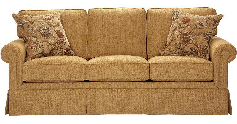 Broyhill Furniture Audrey Stationary Sofa - Item Number: 3762-3-7818-83