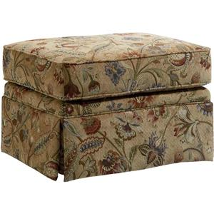 Broyhill Furniture Audrey Ottoman