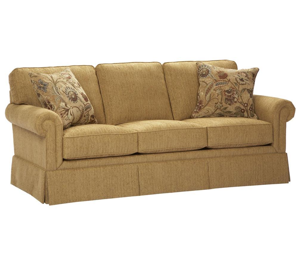 Broyhill Furniture Audrey 3762 7 Traditional Queen Sleeper Sofa Baer 39 S Furniture Sleeper Sofas