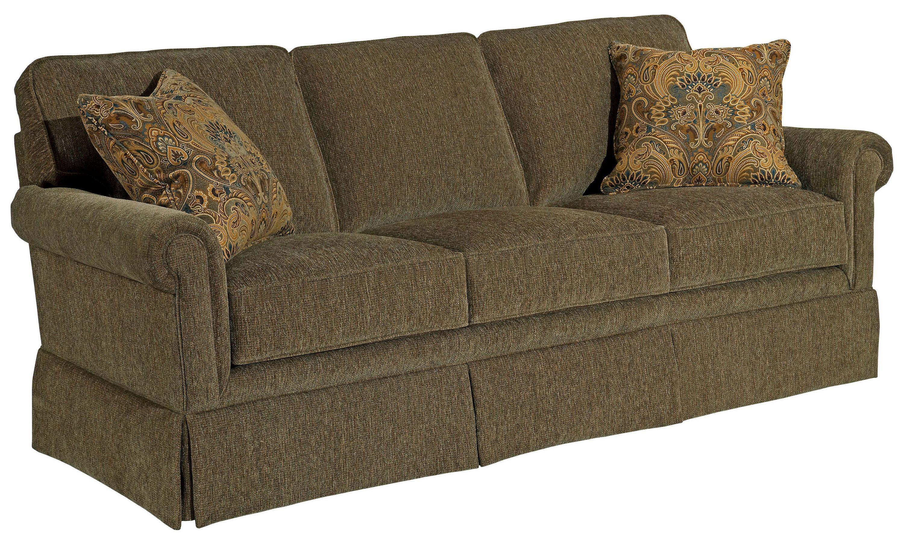 Broyhill Furniture Audrey AirDream™ Sofa Sleeper, Queen - Item Number: 3762-7A