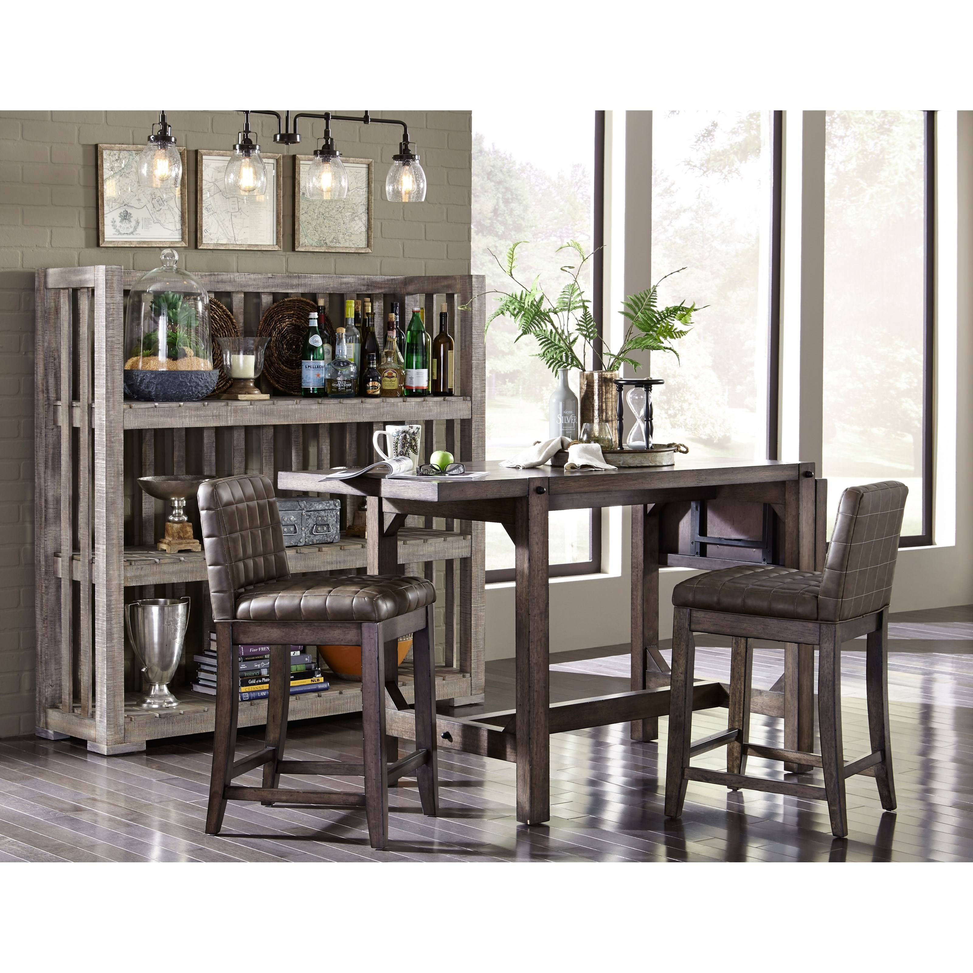 Broyhill Furniture Bedford Avenue Casual Dining Room Group - Item Number: 8615 Dining Room Group 2
