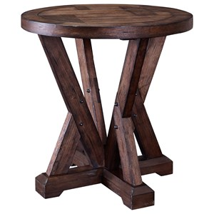 Broyhill Furniture Bedford Avenue Myrtle Avenue Piece Works Lamp Table