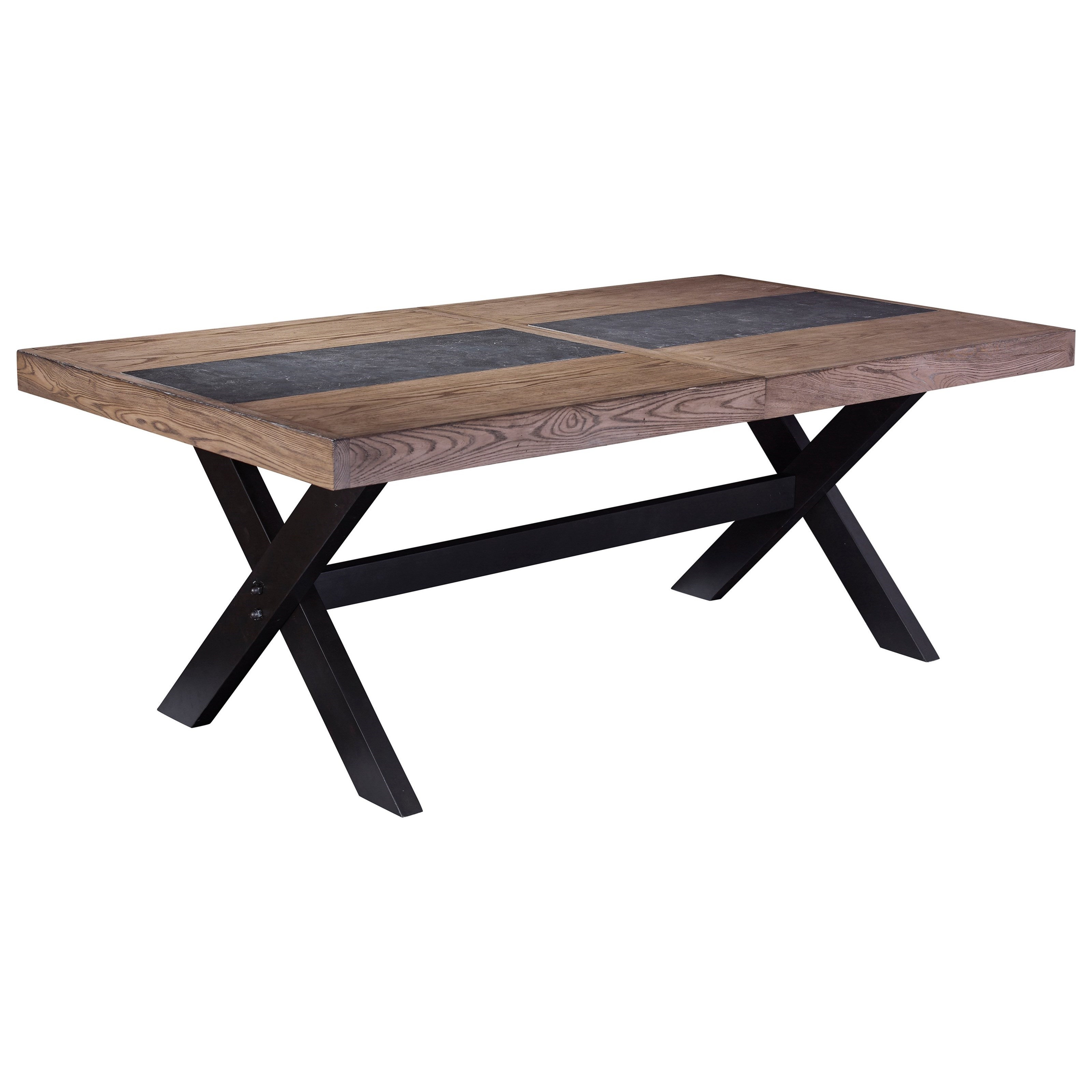 Broyhill Furniture Bedford Avenue Chauncey Street Urban Picnic Table - Item Number: 8615-502