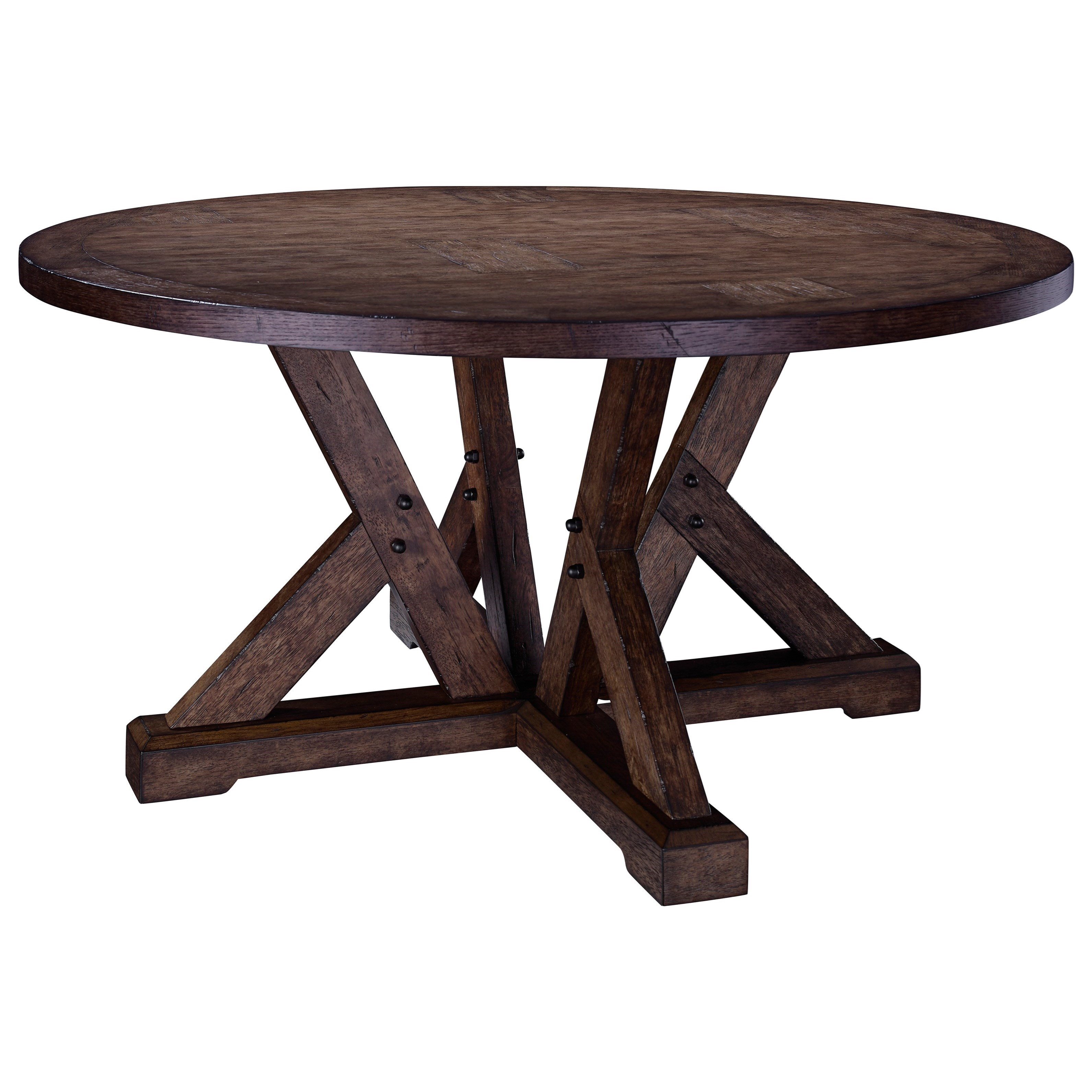 Broyhill Furniture Bedford Avenue Dobbin Street Piece Works Dining Table - Item Number: 8615-503