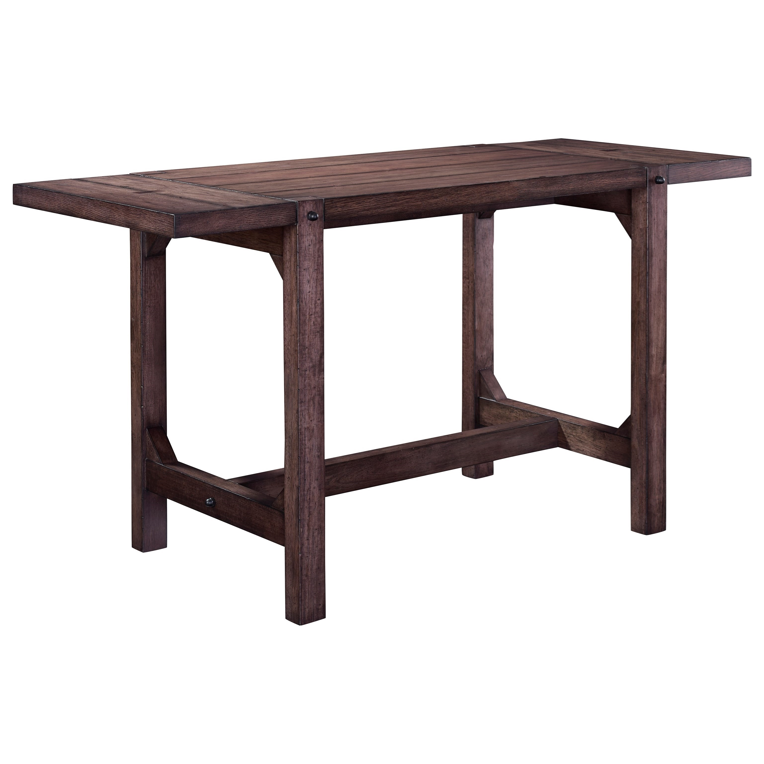 Broyhill Furniture Bedford Avenue Clifton Place Drop-Leaf Wine Table - Item Number: 8615-504