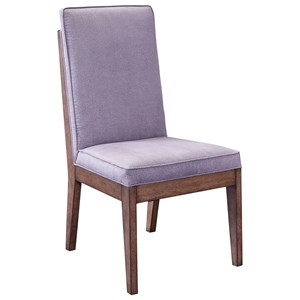 Broyhill Furniture Bedford Avenue Fenimore Street Upholstered Dining Chair