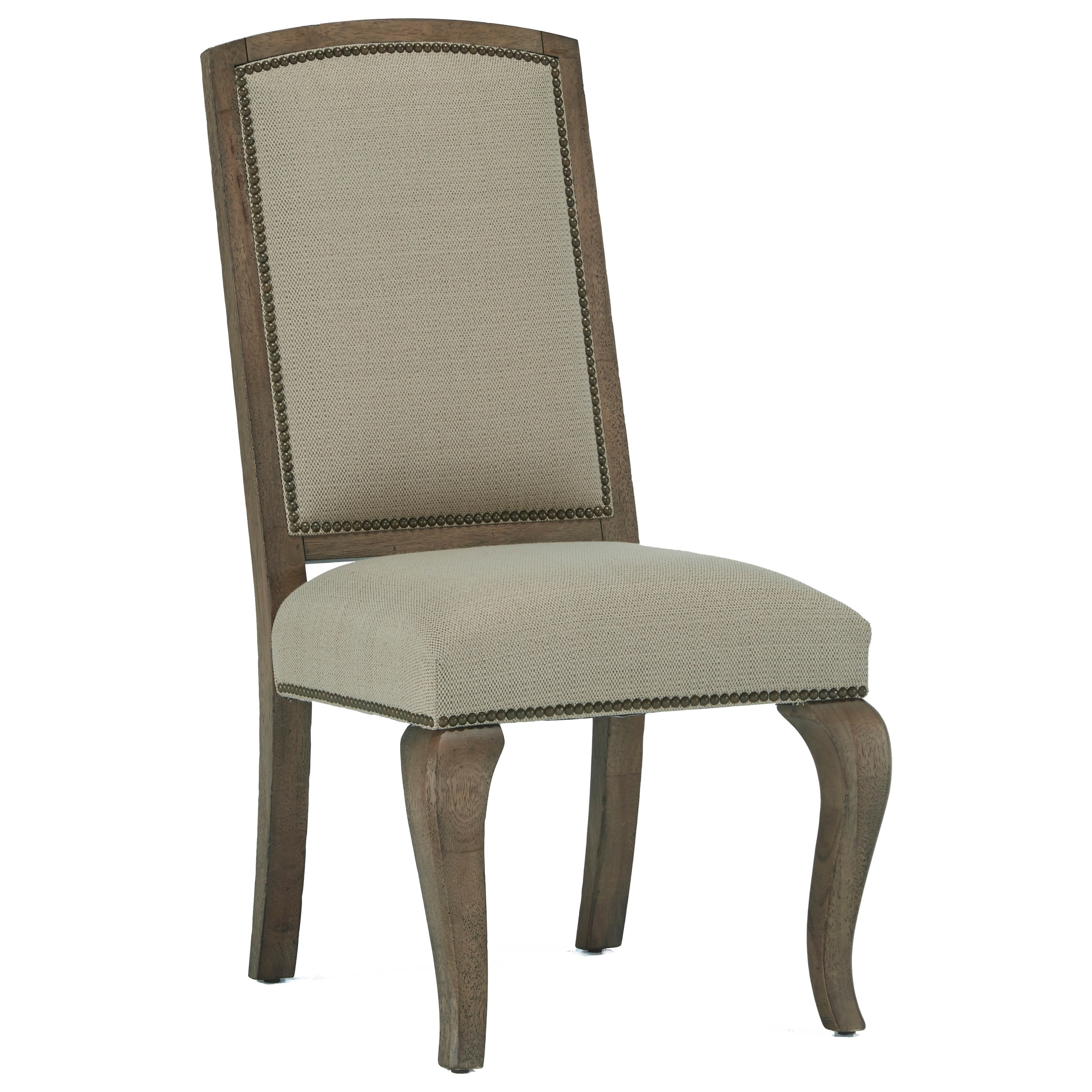 Broyhill Furniture Bedford Avenue Flushing Avenue Tapestry Side Chair - Item Number: 8615-538