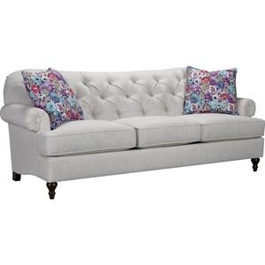 Broyhill Furniture Belle Sofa