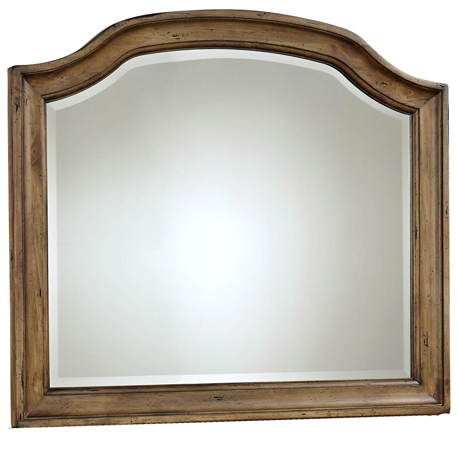 Broyhill Furniture Bethany Square Cove Dresser Mirror - Item Number: 4930-237