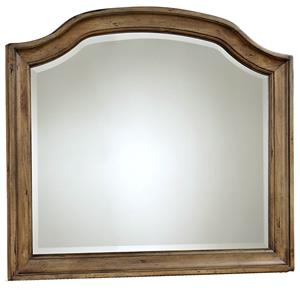 Broyhill Furniture Bethany Square Cove Dresser Mirror
