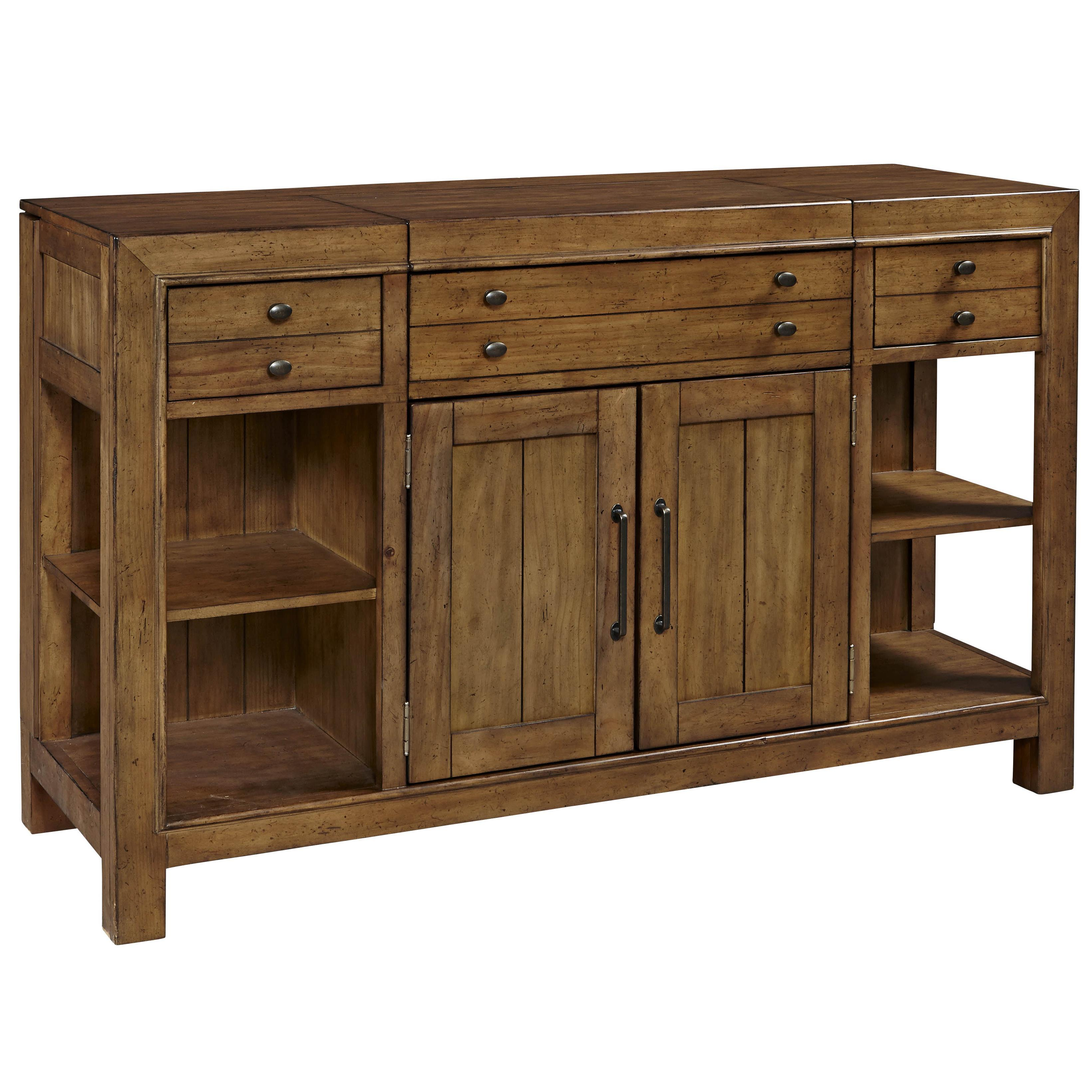 Broyhill Furniture Bethany Square Sideboard - Item Number: 4930-517