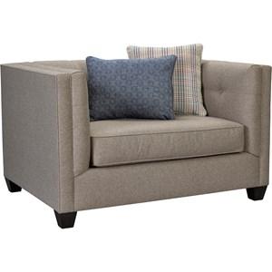 Broyhill Furniture Bryn Chair & 1/2