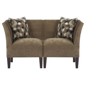 Broyhill Furniture Caitlyn Love Seat
