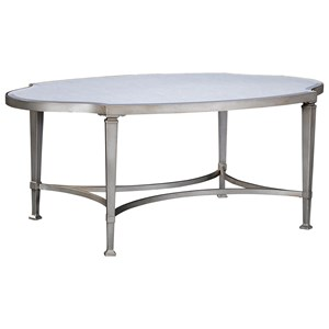 Broyhill Furniture Camille Cocktail Table