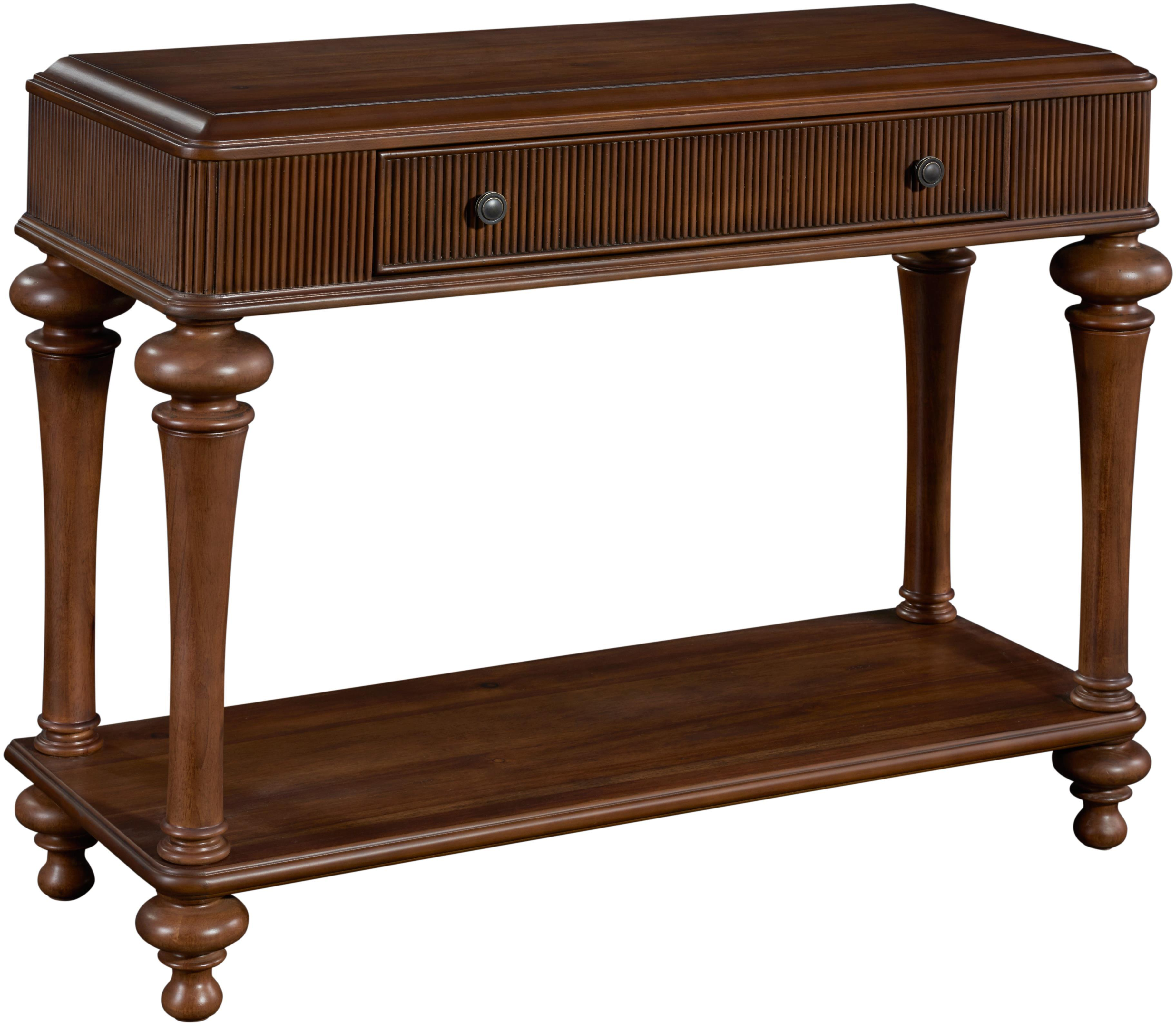 Broyhill Furniture Cascade Library Console Table - Item Number: 4940-009
