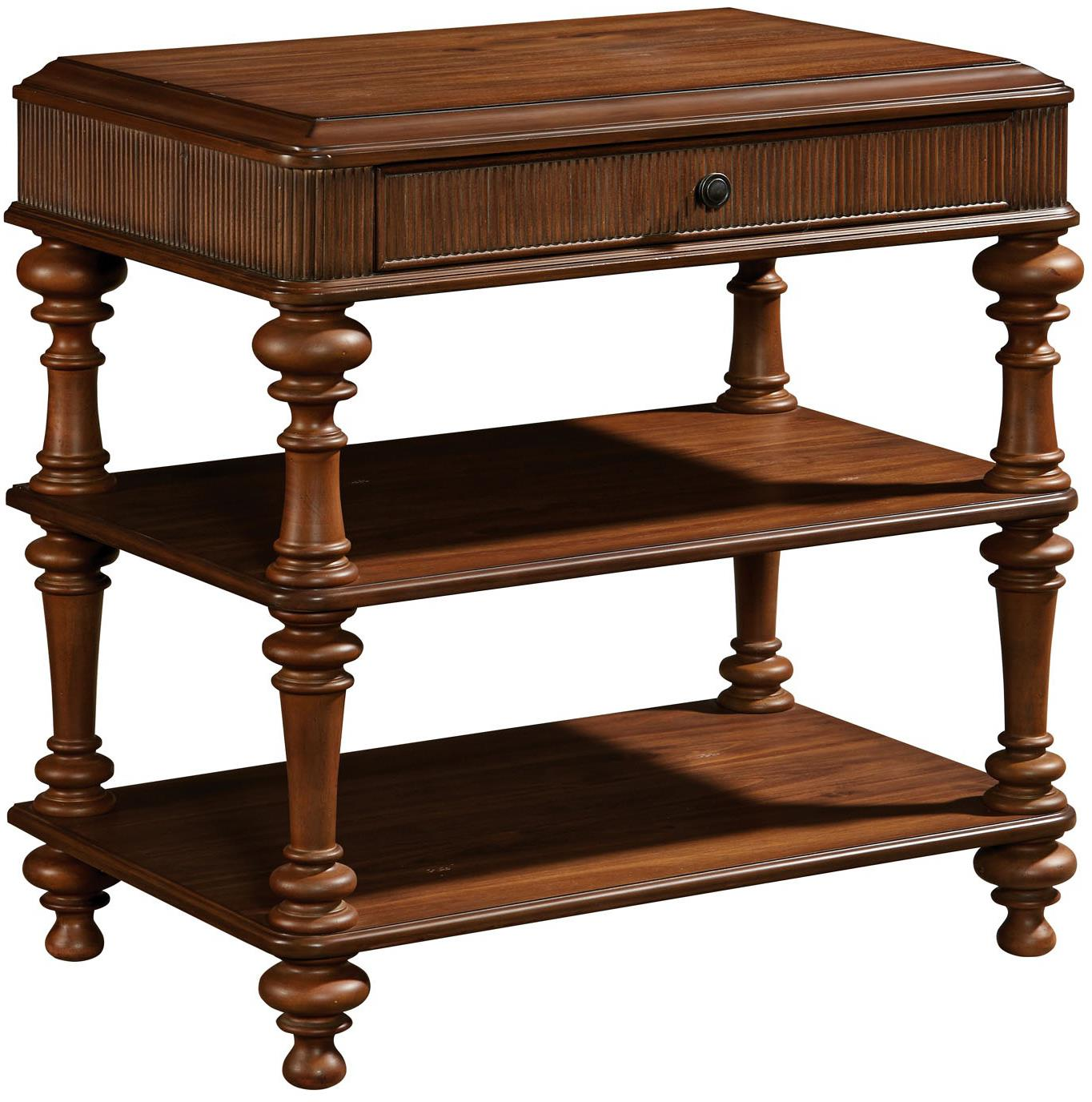 Broyhill Furniture Cascade Night Table - Item Number: 4940-291