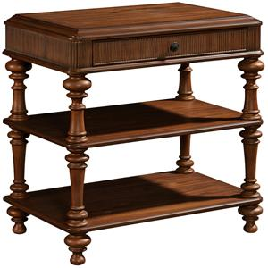 Broyhill Furniture Cascade Night Table