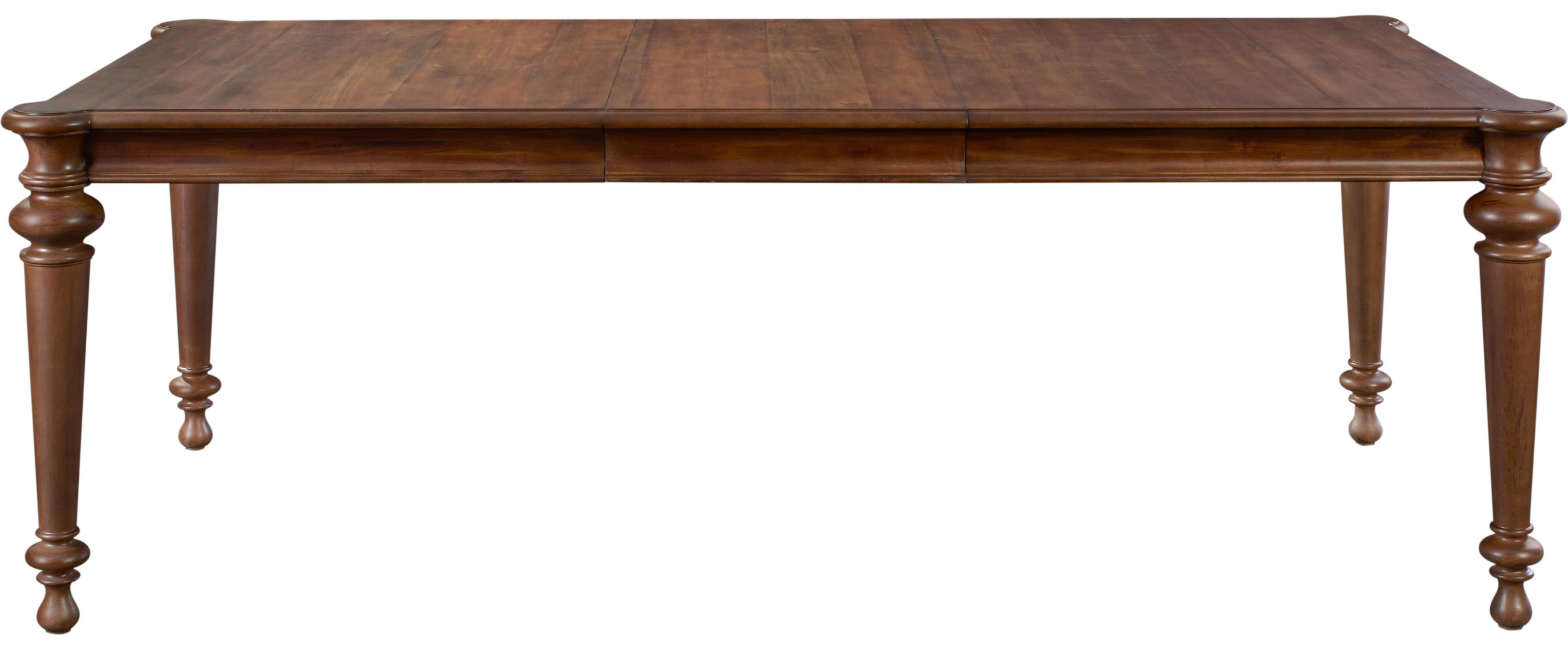 Broyhill Furniture Cascade Rectangle Leg Table - Item Number: 4940-532