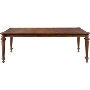 Broyhill Furniture Cascade Rectangle Leg Table