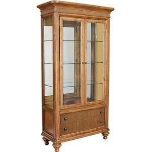 Broyhill Furniture Cascade Curio China