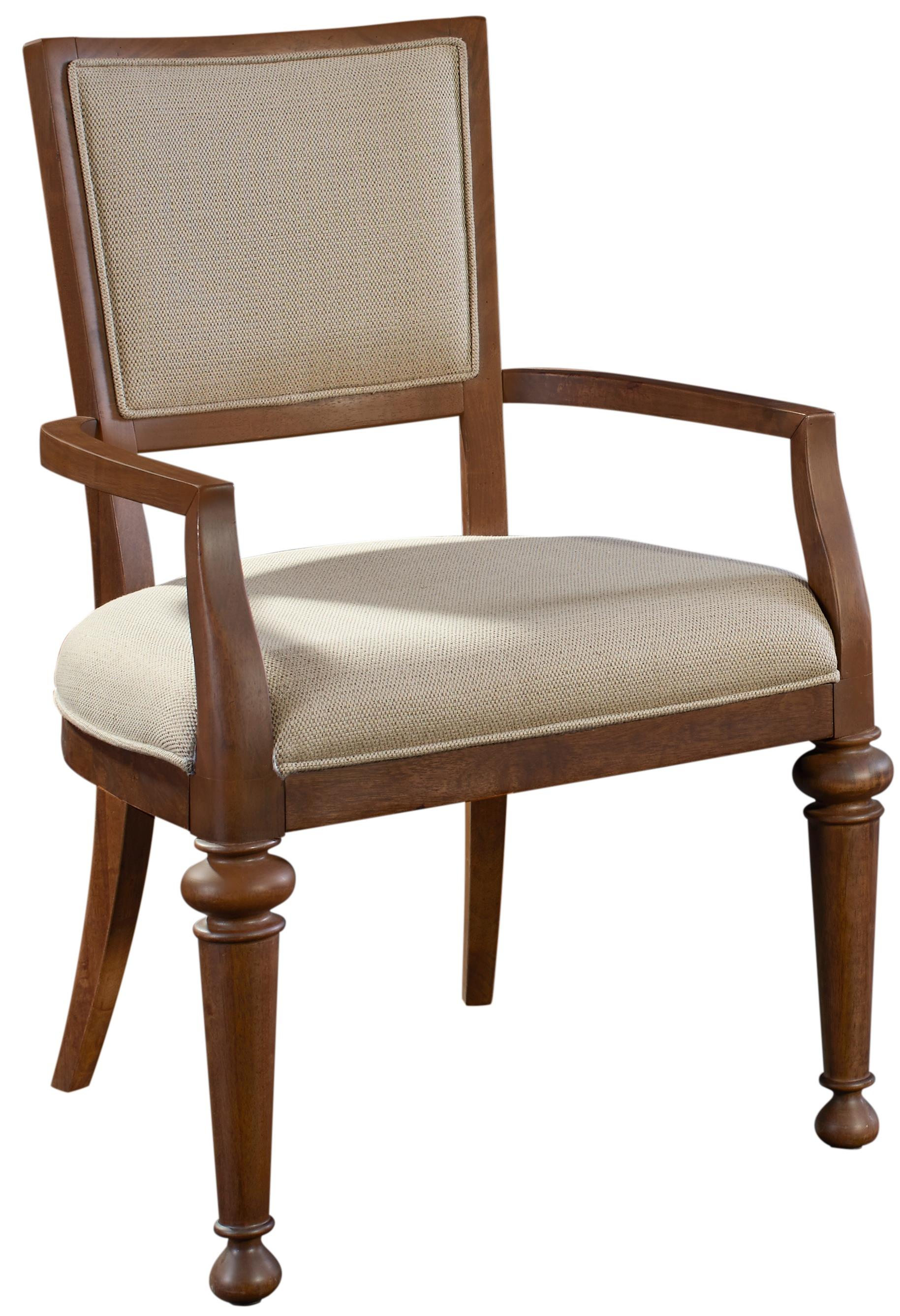 Broyhill Furniture Cascade Upholstered Arm Chair - Item Number: 4940-582