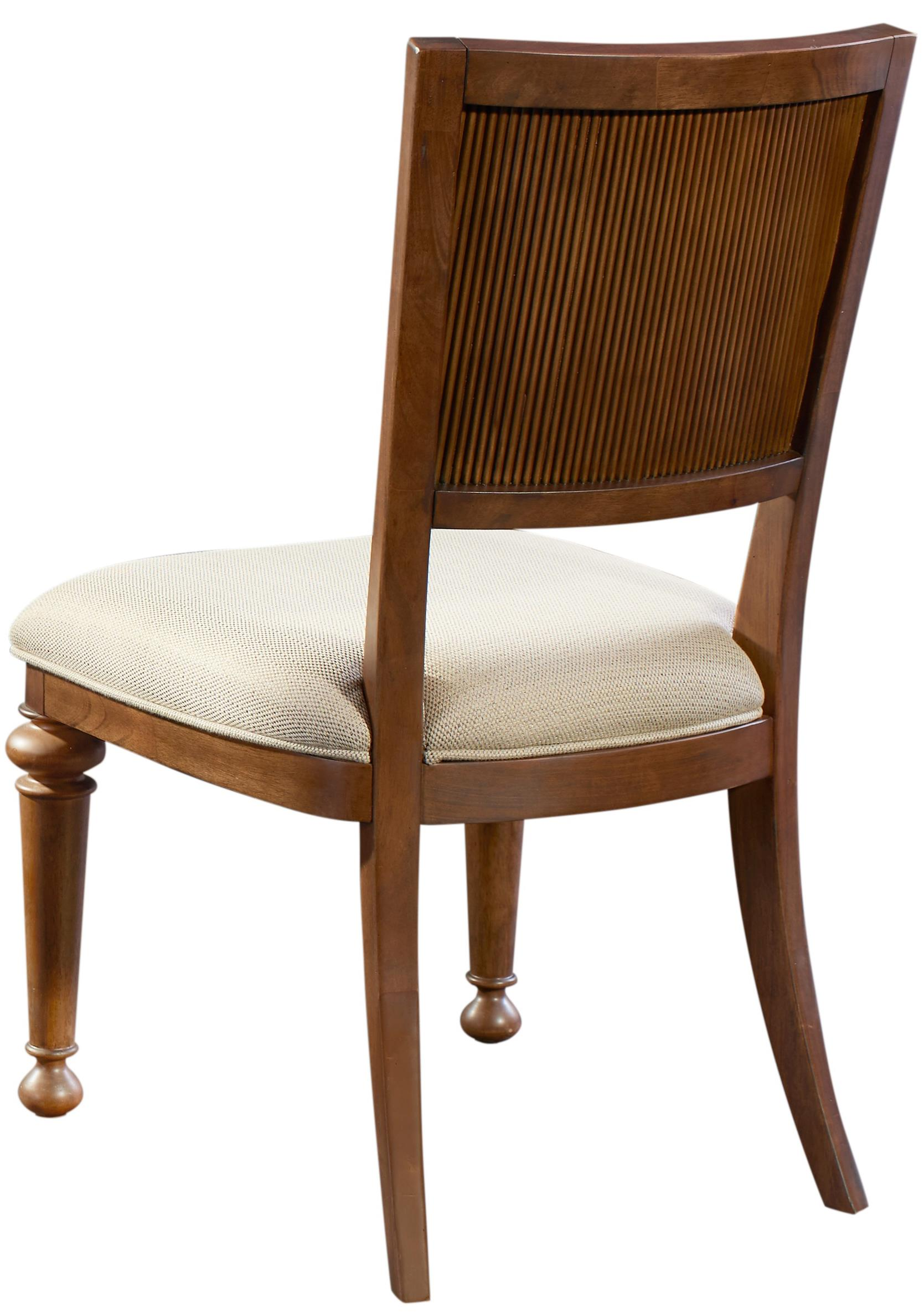 Broyhill Furniture Cascade Upholstered Side Chair - Item Number: 4940-583