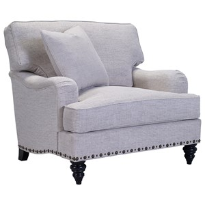 Broyhill Furniture Cashmera Chair & 1/2