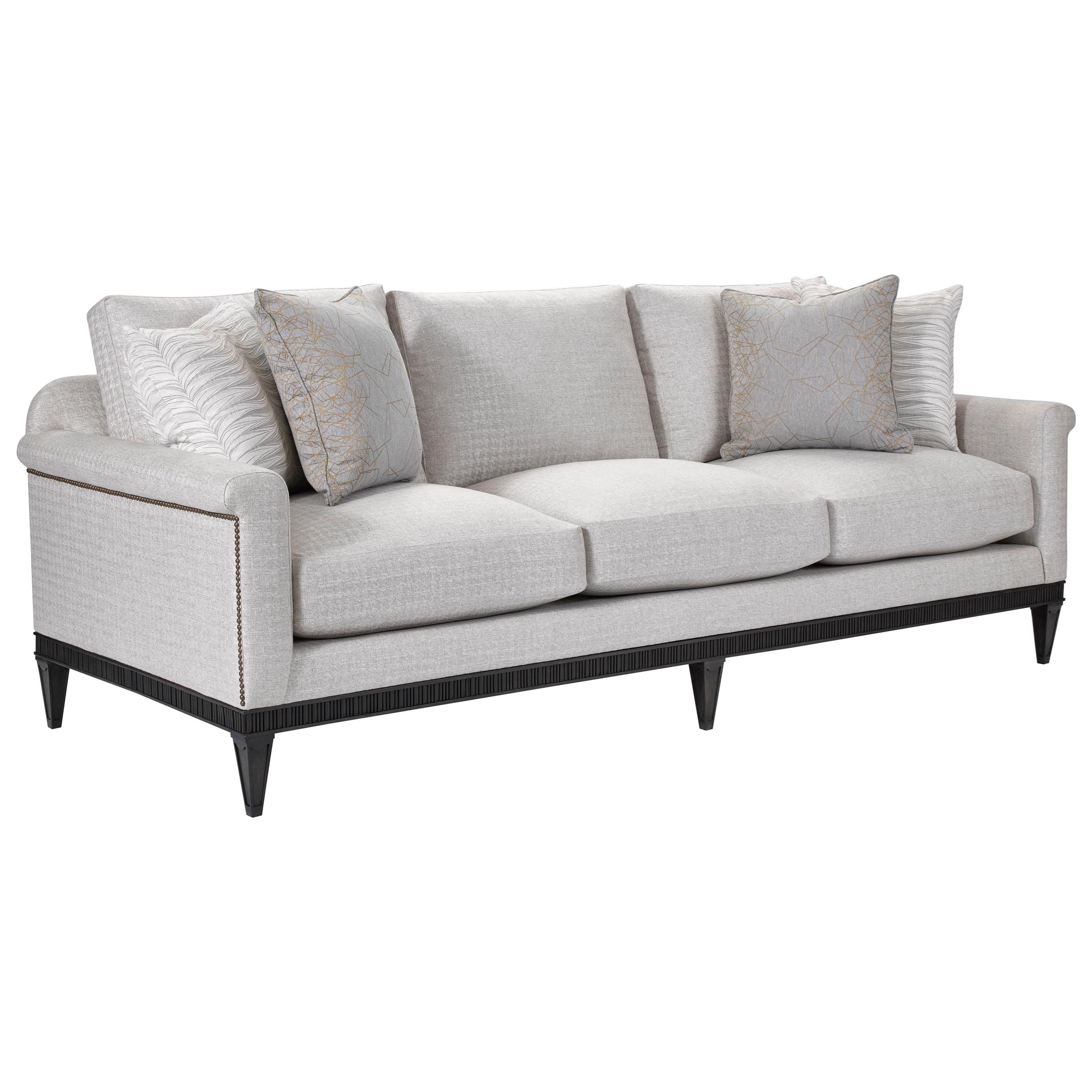 Broyhill Furniture Cashmera Sofa - Item Number: 4282-3-4697-92