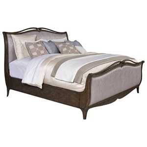 Broyhill Furniture Cashmera Queen Sleigh Bed